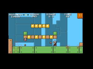 Super Mario Maker HTML5 Template